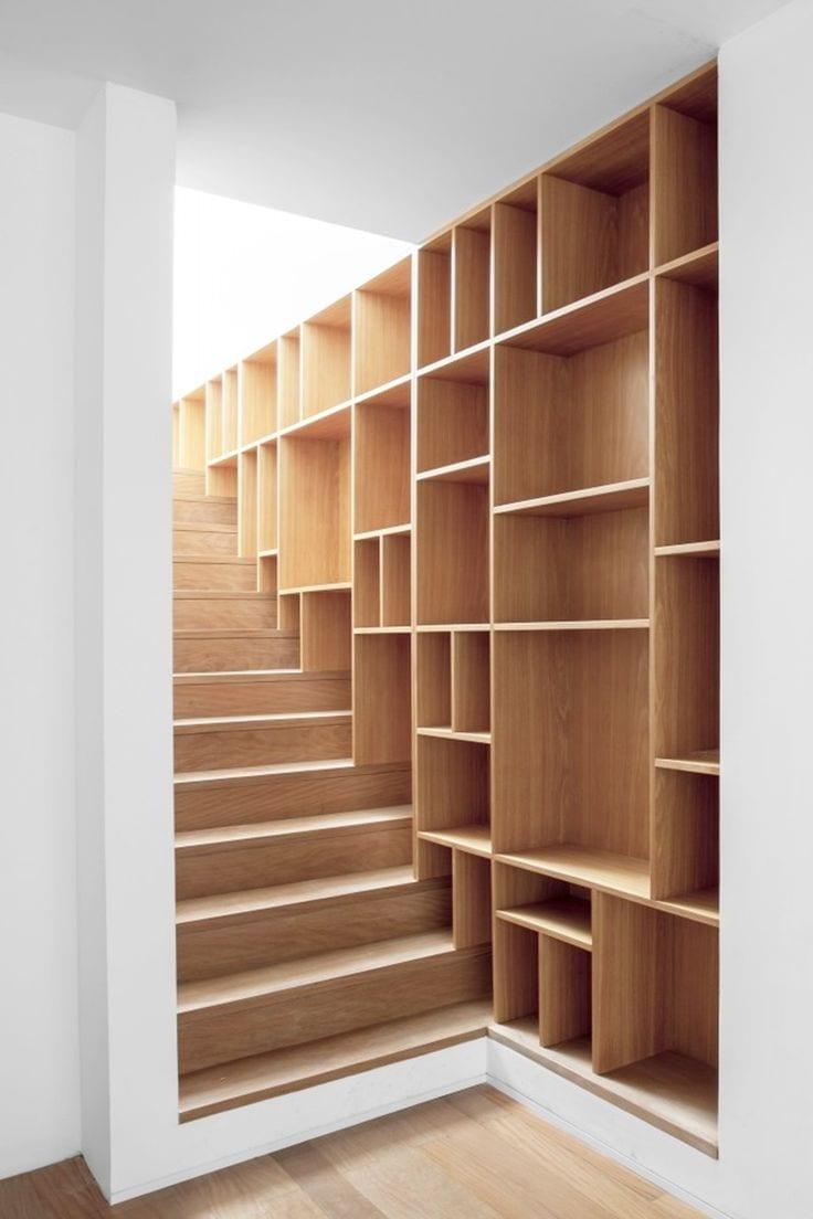 staircase storage ideas