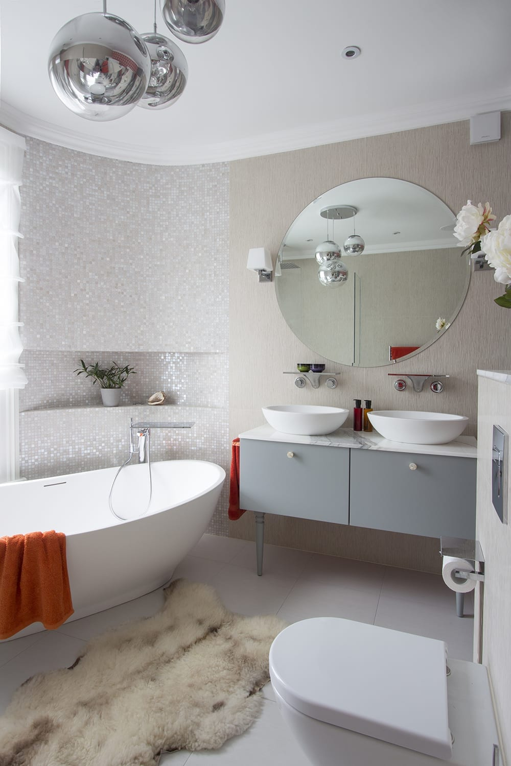 How to Attain an Art Deco Look in Your Bathroom - Amberth