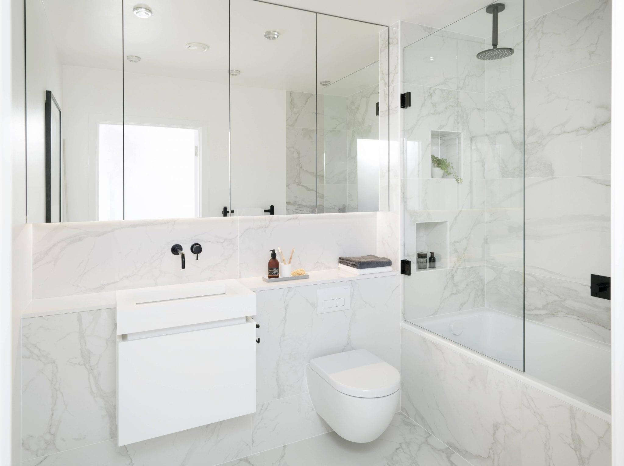 Bathrooms - Amberth - Bathroom Design and Installation London