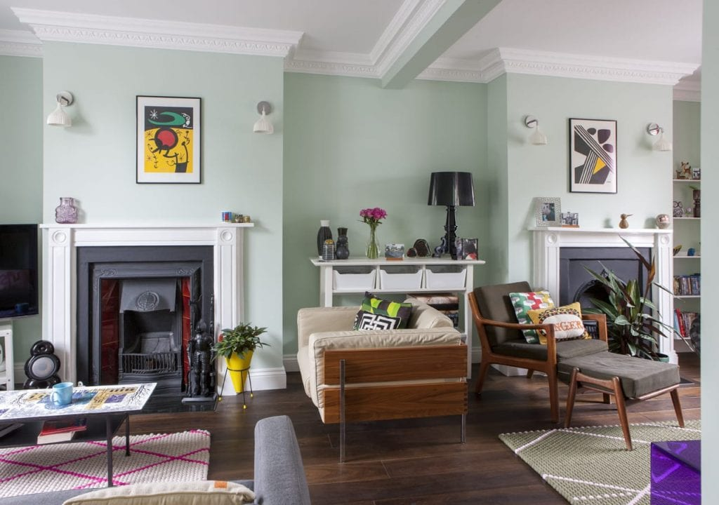 A Victorian Terrace In Hackney Gets An Eclectic Makeover Amberth