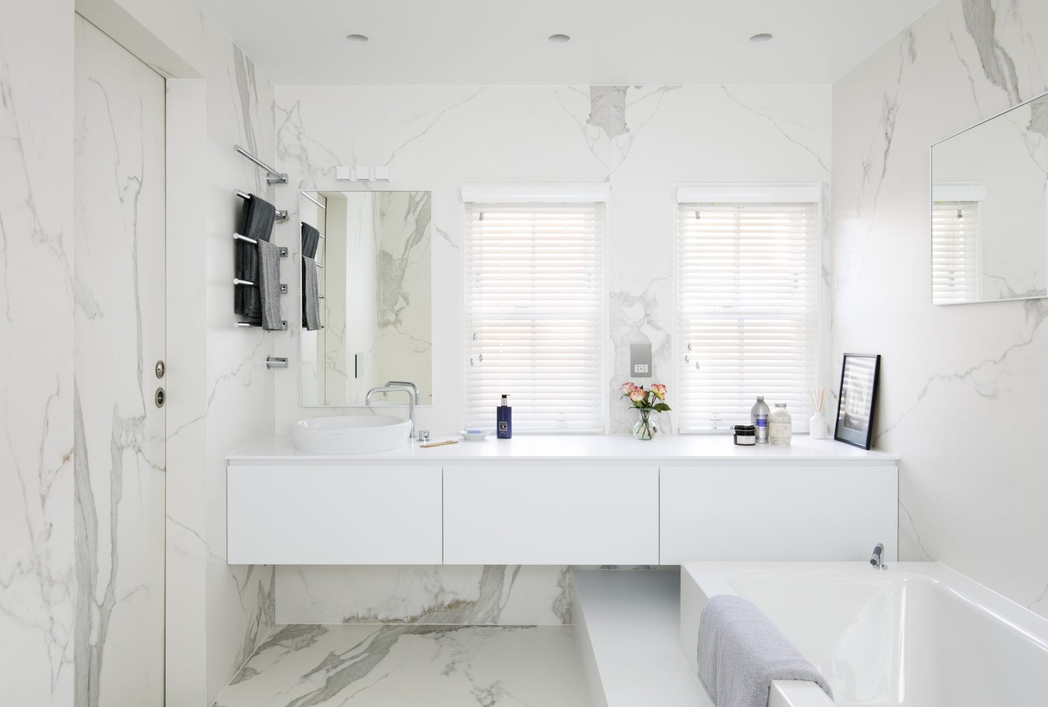 Bathrooms - Amberth - Bathroom Design and Installation London
