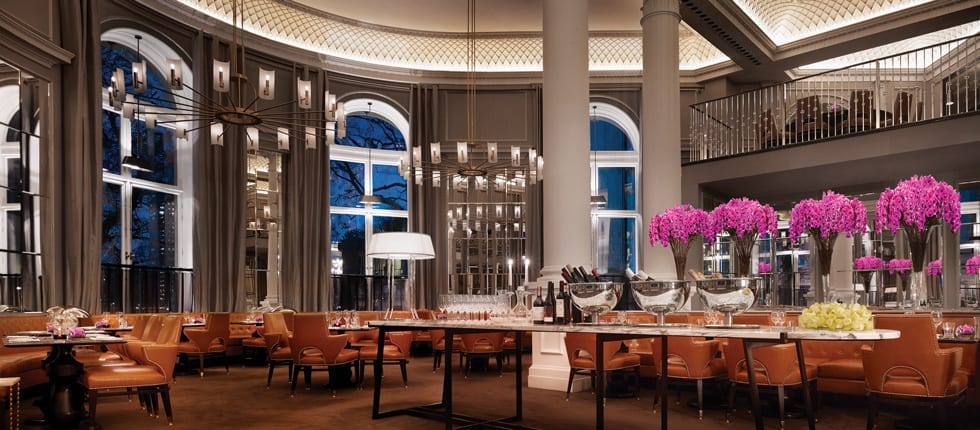 boutique hotels london - Corintha Hotel London
