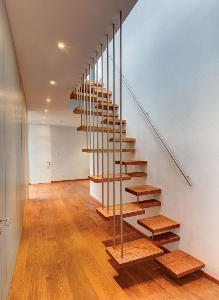 alternate staircase design