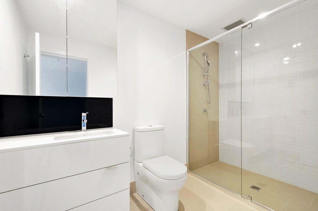 Smart Bathroom Storage